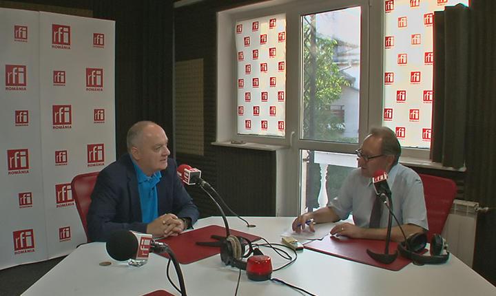 Doru Lionăchescu și Constantin Rudniţchi la emisiunea Esential