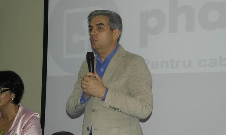 Eugen Nicolăescu, deputat PNL (Foto: Facebook/Eugen Nicolăescu)