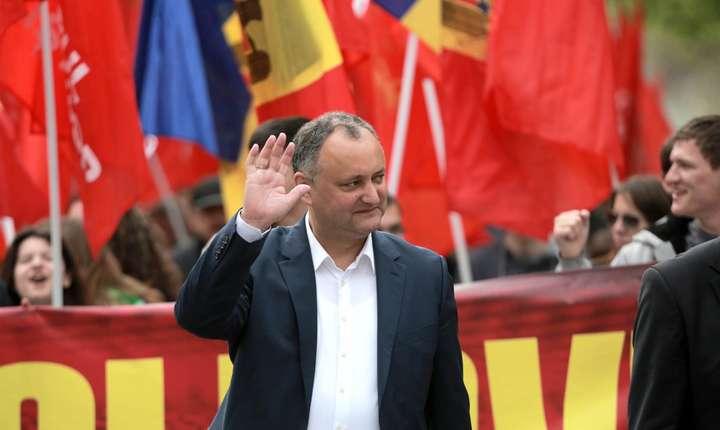 Igor Dodon (Sursa foto: socialiştii.md)