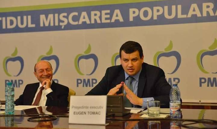 Eugen Tomac (Sursa foto: www.pmponline.ro)