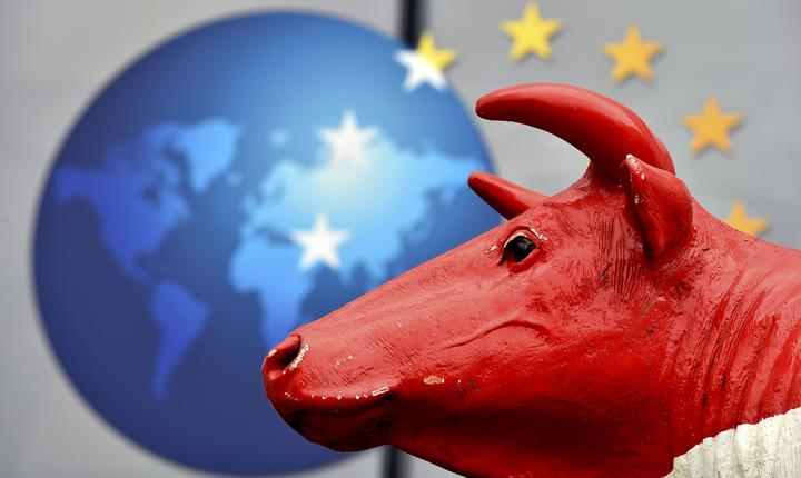 Fermierii europeni pierd milioane de euro din cauza embargoului rusesc