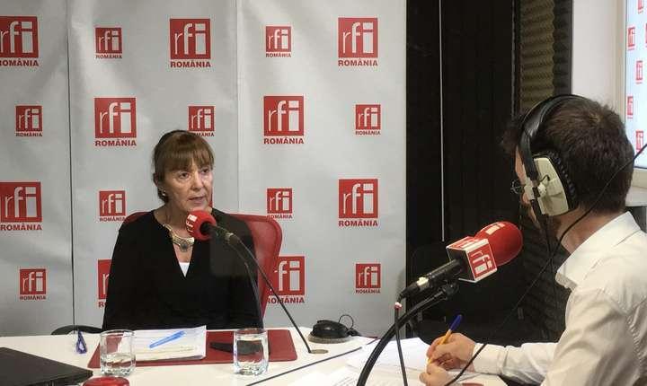 Monica Macovei (Foto: arhivă RFI)