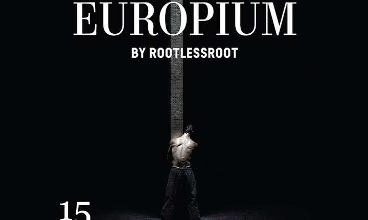 Spectacolul Europium la București, martie 2017