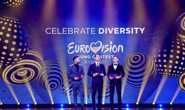 Finala Eurovision 2017, sâmbătă seară la Kiev (Sursa foto: site eurovision)