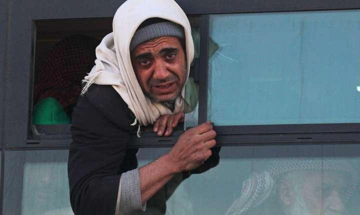 O tabără care va găzdui persoanele evacuate din Alep va fi înființată în Siria