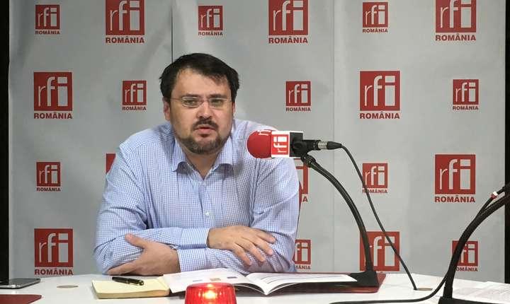 Cristian Ghinea crede că anticipatele sunt aproape imposibile (Foto: arhivă RFI)