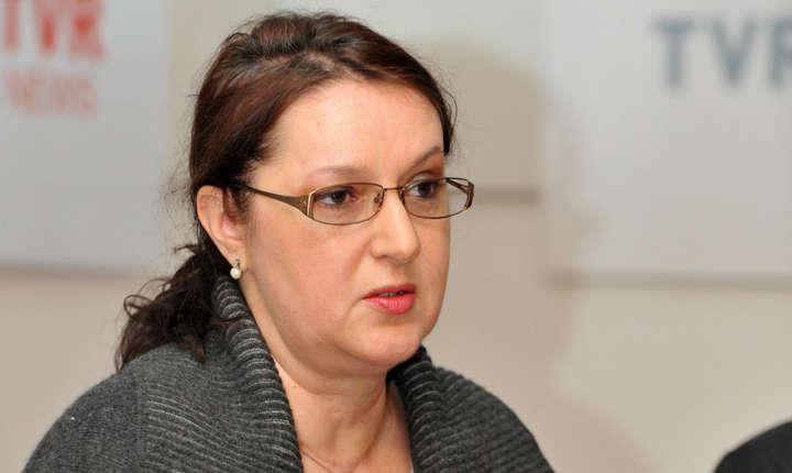 Irina Radu, demisă de la şefia TVR