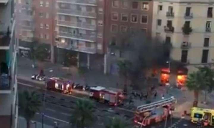 Exploziile ar fi avut loc din cauza unor acumulări de gaze