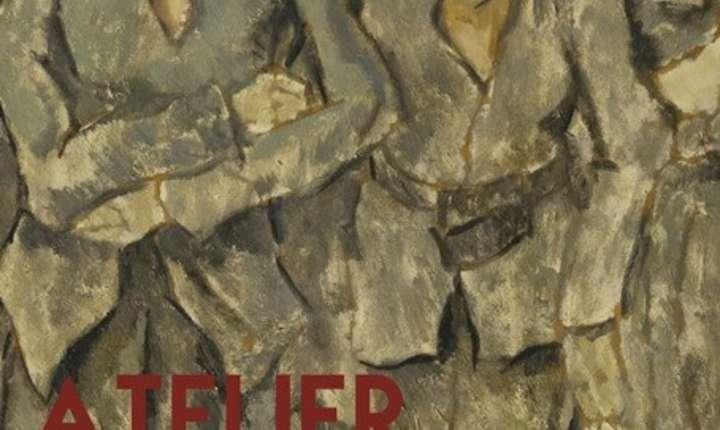 Afiș Expoziția Artiști în război, MNAR 2017