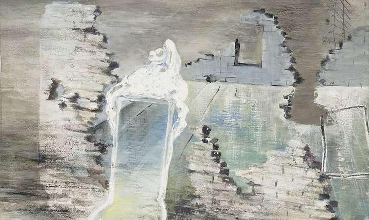 Expoziția Viitorul Memoriei, artista Hedda Sterne