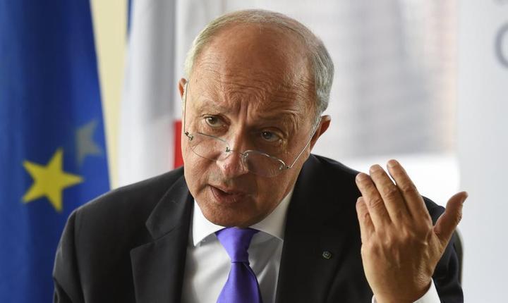 Laurent Fabius, ministrul francez de externe si presedintele conferintei COP 21, a reunit la Paris circa 60 de ministrii ai mediului si energiei