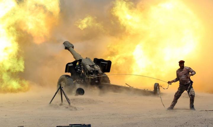 Fortele irakiene au luat cu asalt orasul Fallujah controlat din 2014 de jihadistii din Organizatia stat islamic