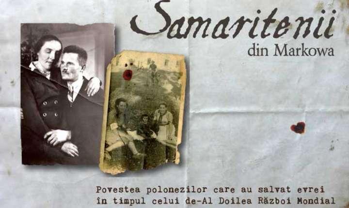 "Familia Ulma în România - Expoziția ""Samaritenii din Markowa"""