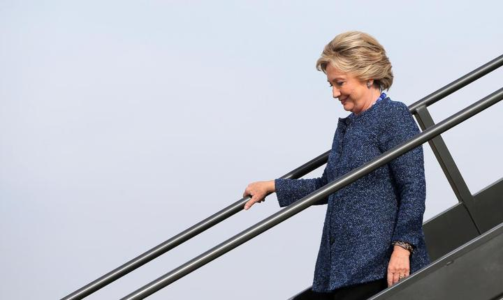 Candidata democrată la Preşedinţia SUA, Hillary Clinton (Foto: Reuters/Brian Snyder)