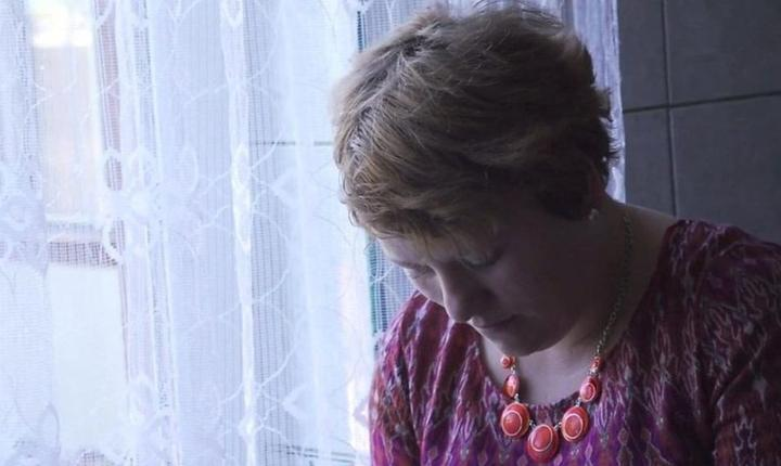Femeie traficată din România