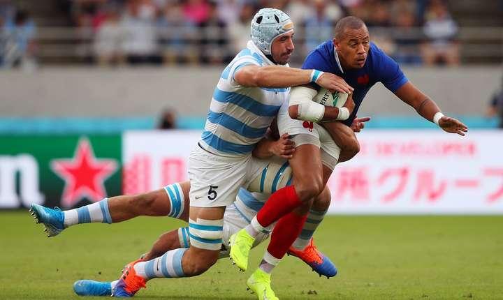 Franța 23 Argentina 21