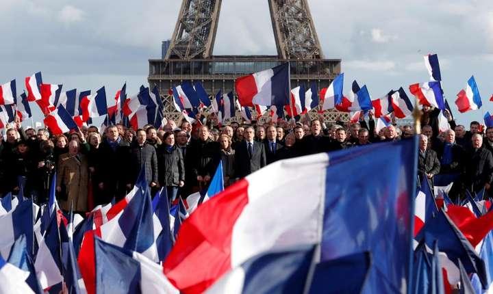 Mitingul lui François Fillon de la Trocadéro din 5 martie 2017