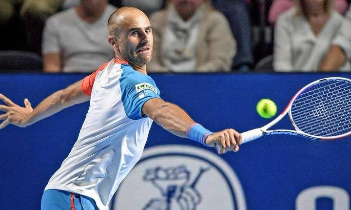 Marius Copil va juca finala turneului de tenis de la Basel (Sursa foto: site ATP)