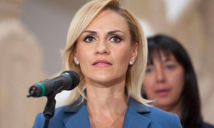Primarul general al Bucureștiului, Gabriela Firea