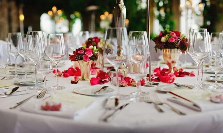 ANAF ia în vizor nunţile şi botezurile (Sursa foto: pixabay)