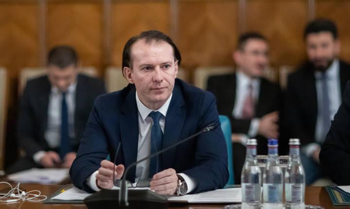 Florin Cîțu anunță un deficit peste estimări pentru anul 2019 (Sursa foto: gov.ro)