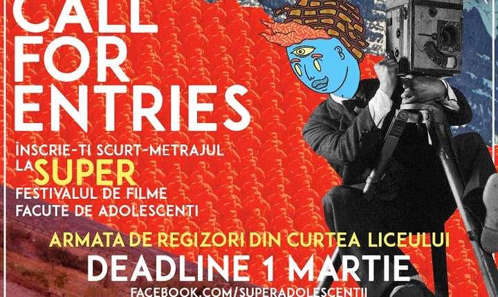 Super - singurul festival de filme făcute de adolescenți