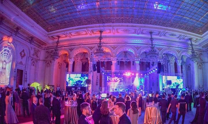 Gala Forbes 100, București 2017