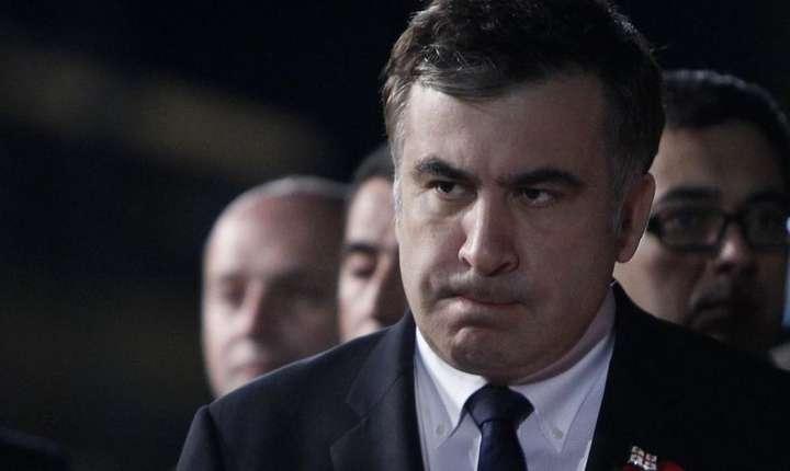 Fostul presedinte georgian Mihail Saakashvili a devenit oponentul lui Petro Porosenko în Ucraina