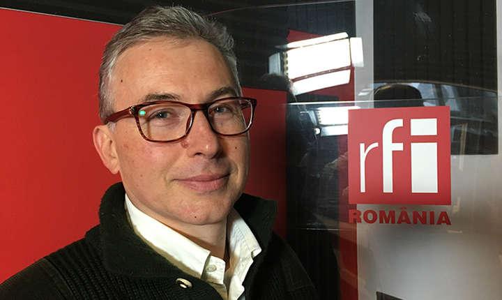 Geo Scripcariu la RFI Romania
