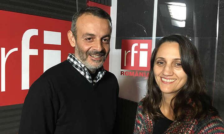Kaifi şi Olga Oltean