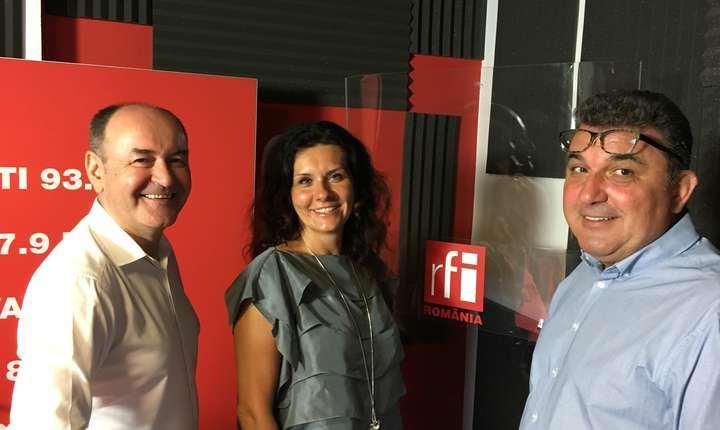 Mirel Bran, Monica Grigoriu si Cristian Nicolae