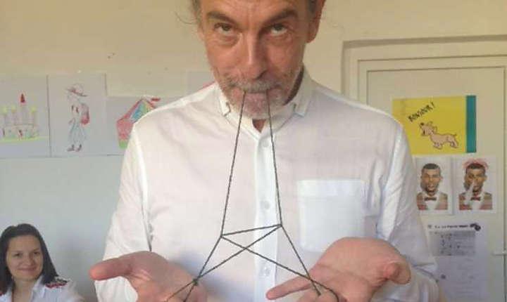 Hugues Denisot, profesor și atașat de cooperare al Ambasadei Franceze la Budapesta
