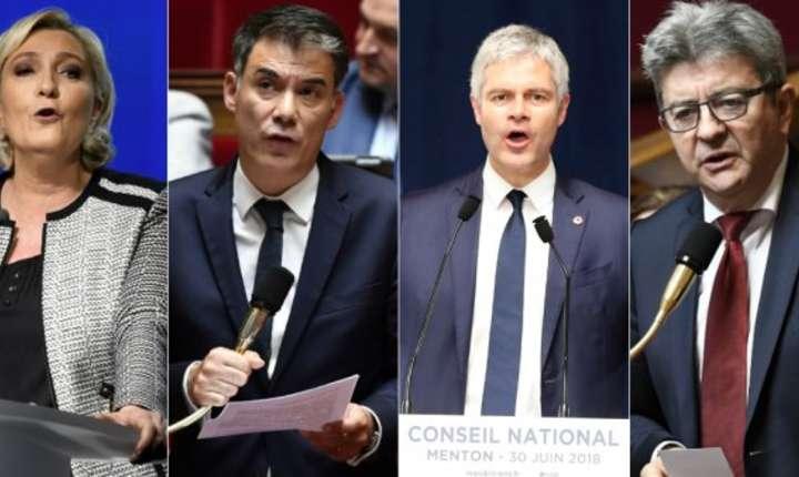 Liderii politici francezi în cautarea unor noi idei