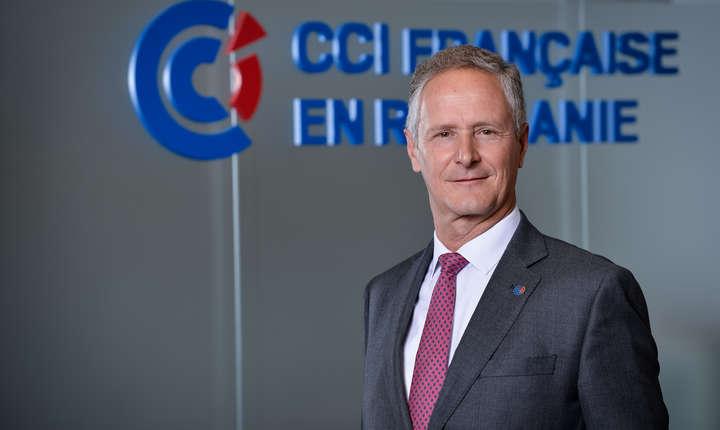François Coste, președintele CCIFER