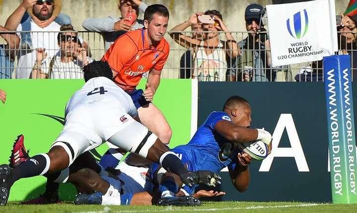 Franța 33 Anglia 25