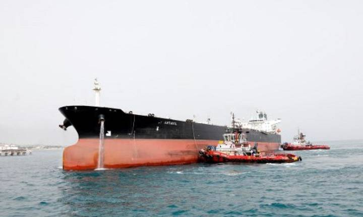 Franta, Germania si Marea Britanie se gândesc sa puna la punct un sistem prin care sa schimbe marfuri contra petrol iranian