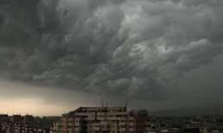 5 judete sunt sub avertizare de cod portocaliu de ploi si instabilitate atmosferica