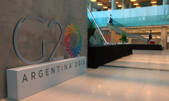 G20 Argentina - 22 de ministri de Finante, 17 guvernatori, 10 responsabili ai unor institutii internationale discuta despre arhitectura financiara internationala