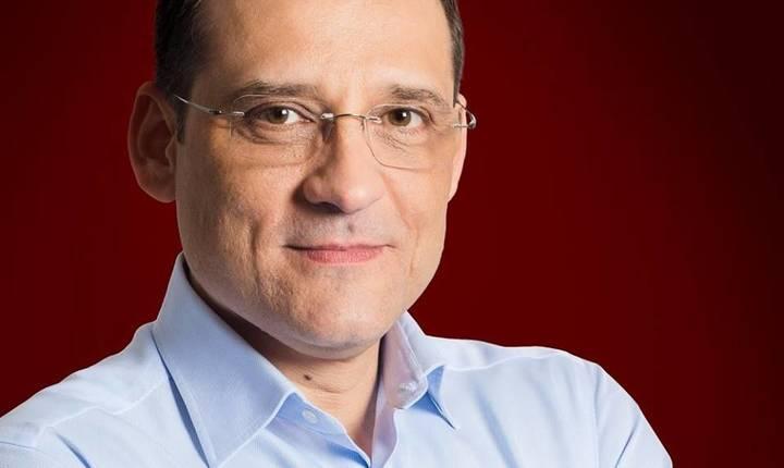 Gabriel Mutu o susține pe Viorica Dăncilă la Congresul PSD (Sursa foto: Facebook/Gabriel Mutu)