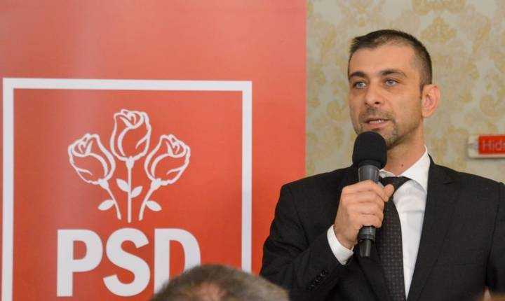 Gabriel Zetea: PSD vrea alegeri anticipate (Sursa foto: Facebook/Gabriel Zetea)