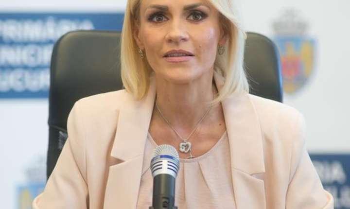 Primarul Gabriela Firea şi-a prezentat bilanţul, după doi ani de mandat (Sursa foto: Facebook/Gabriela Firea)