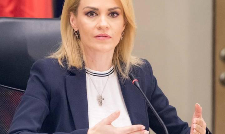 Gabriela Firea, noi critici pe tema bugetului (Sursa foto: Facebook/Gabriela Firea)