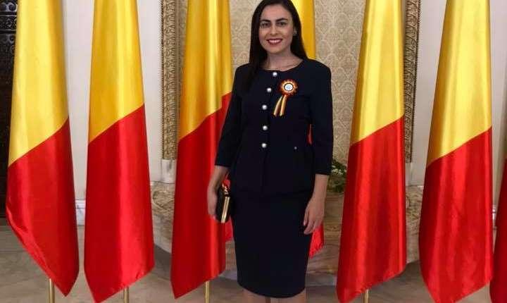 Gabriela Zoană îi cere președintelui Klaus Iohannis să vorbească despre alegerile europene, nu despre referendumul pe justiție (Sursa foto: Facebook/Gabriela Zoană)