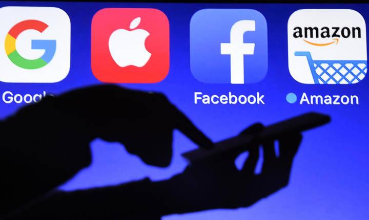 GAFA - acronim pentru Google, Apple, Facebook, Amazon.