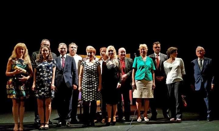 Gala 100 pentru Centenar, 29 iunie 2018, Ambasada României din Paris