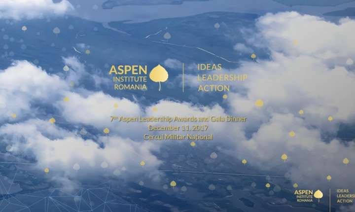 Gala Aspen pentru Leadership 2017