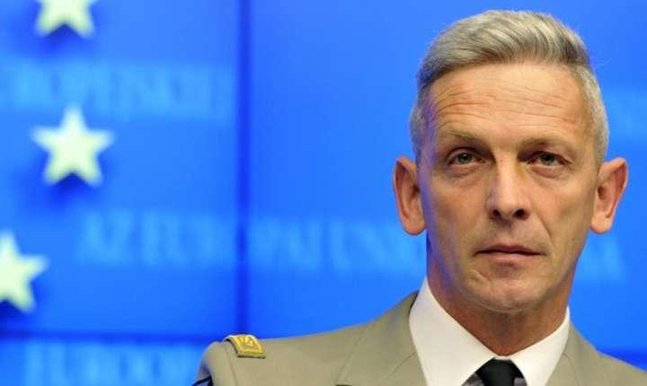 Generalul François Lecointre şeful de stat major al armatei franceze