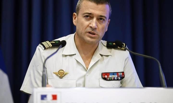 Generalul Thierry Burkhard, noul șef de stat major al Armatei Franceze