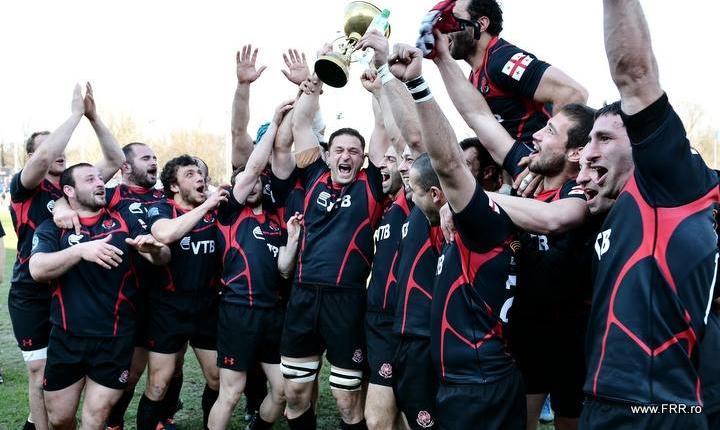 Georgia - câștigătoare a Cupei Europene a Națiunilor 2016