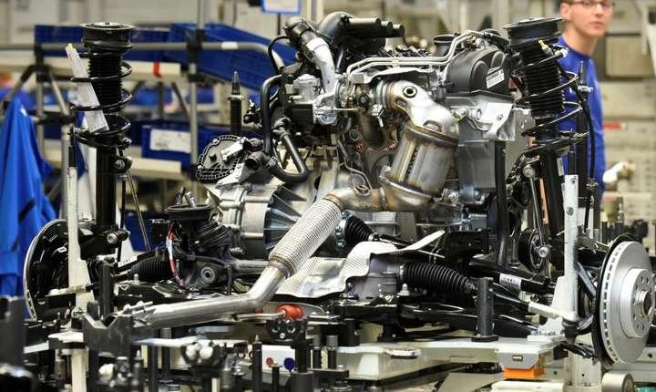 Germania face un pas către interzicerea vechilor diesel în oraşe